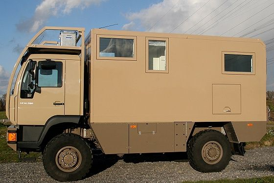 Unicat EX44 / MAN M 4x4 | 02 | Pinterest | 4x4, Expedition truck and ...