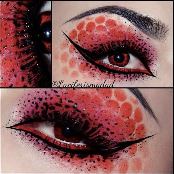 Innovative makeup