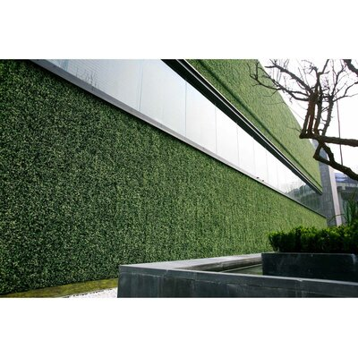 Photo of e-Joy 2 ft. H x 2 ft. W Artificial Wall Hedge Privacy Screen | Wayfair