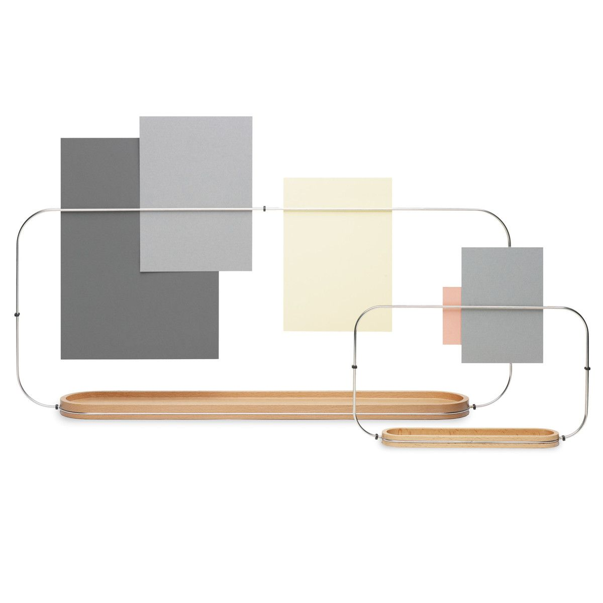 Alessi   Fierzo Desk Tray/ Partition Wall