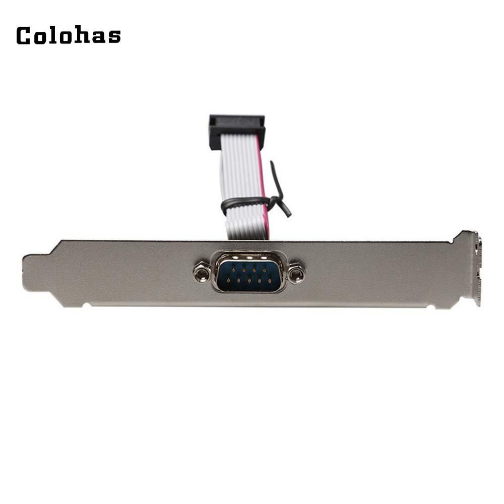 Colohas Desktop Board Com Serial Port 9pin To Rs232 Interface Motherboard Wiring For Pos System Yesterdays Price Us 793 706 Eur