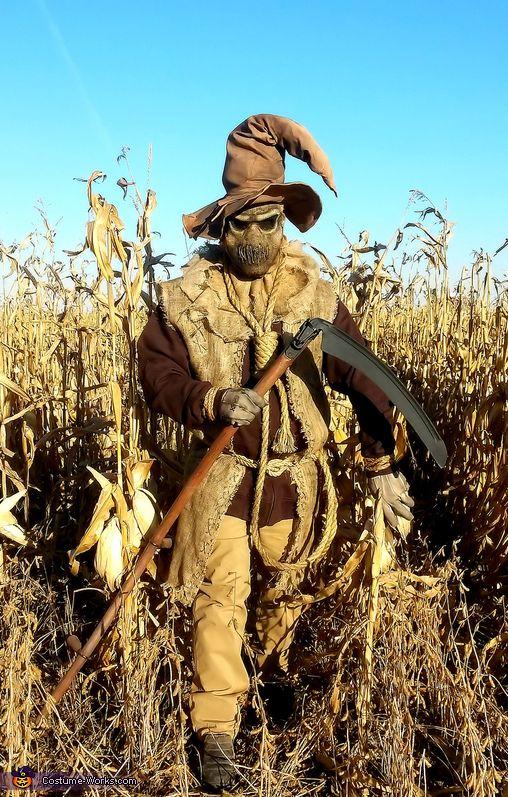 evil scarecrow costume - Halloween Scare Crow