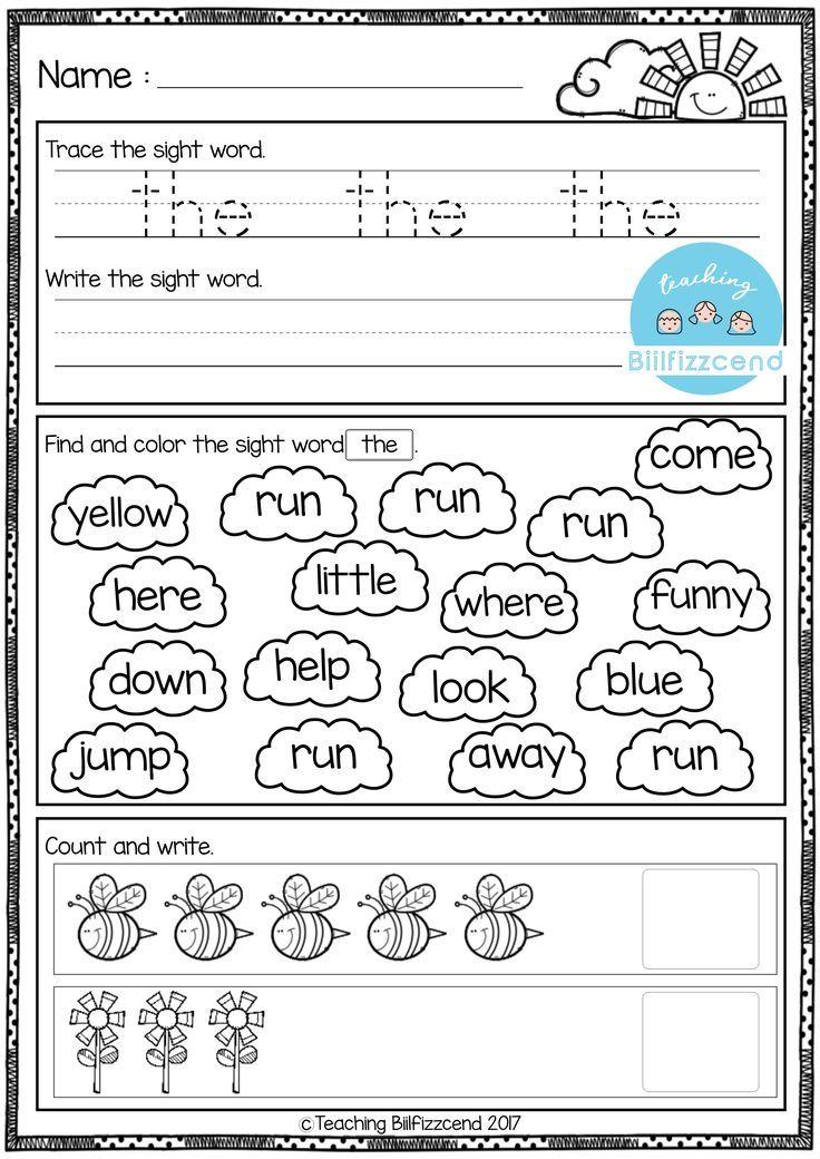 Kindergarten Morning Work All Year (The Bundle)   Subtraction ...