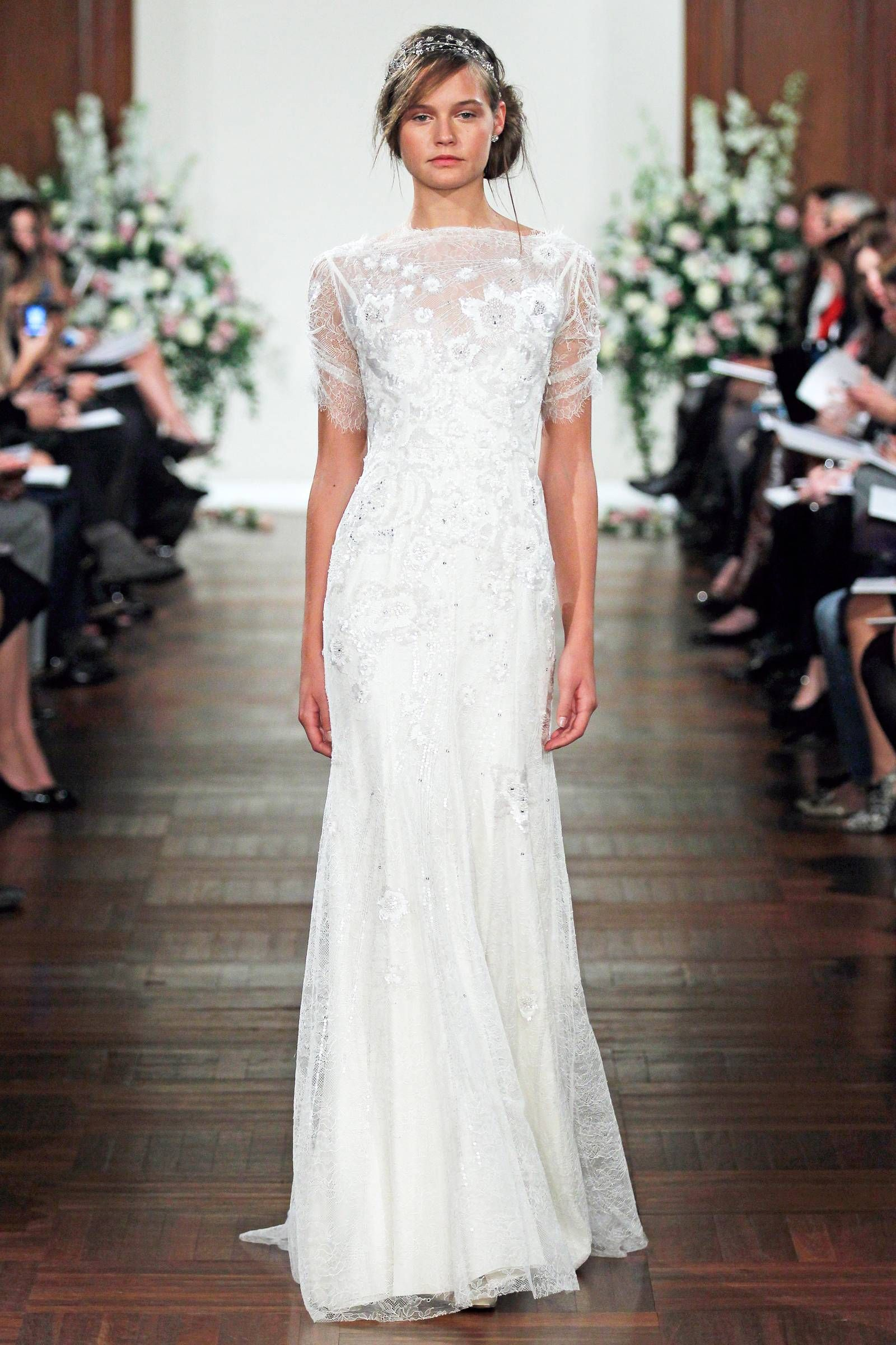 Jenny Packham Spring 2013 Bridal Collection - TheCut
