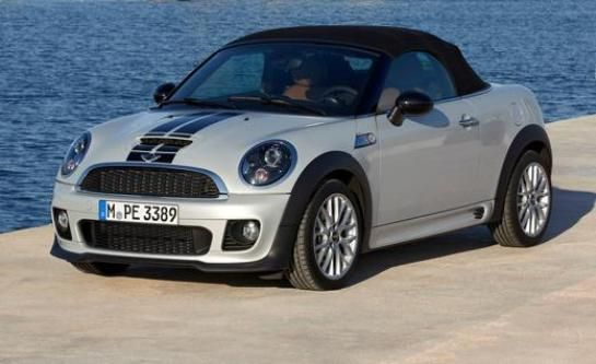 Mini Cooper 2012- One day...one day...