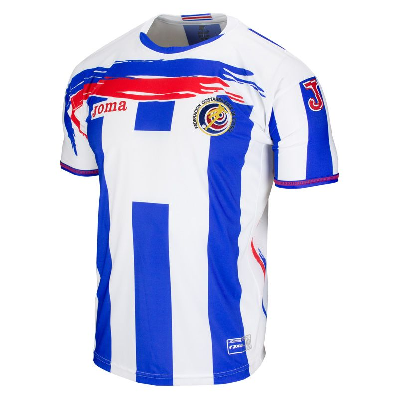 the best attitude efa78 571ee Joma Costa Rica Away Jersey | My Favorite Sport | Soccer ...