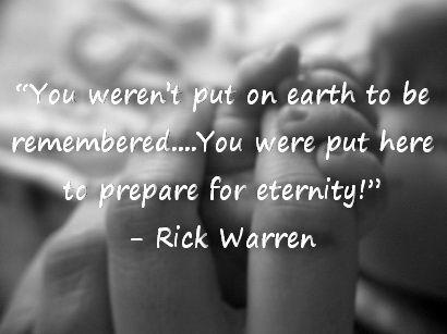 Merveilleux Purpose Driven Life Quotes | ... Rick Warren, The Purpose Driven Life: