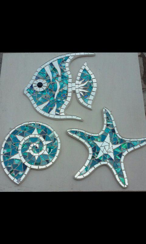 Nautilus Shell Gift Glass mirror