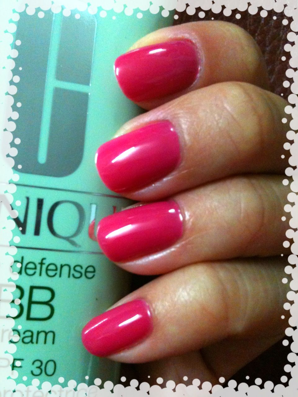 Pink Daisy Sensationail color (gel polish) #Sensationail | [..NAILS ...