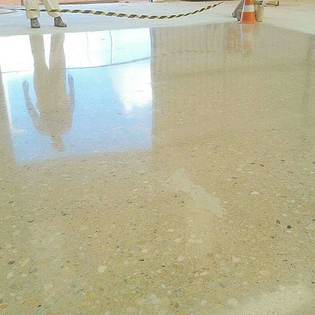 Sneak Peak We Turn Your Existing Concrete Screed Into