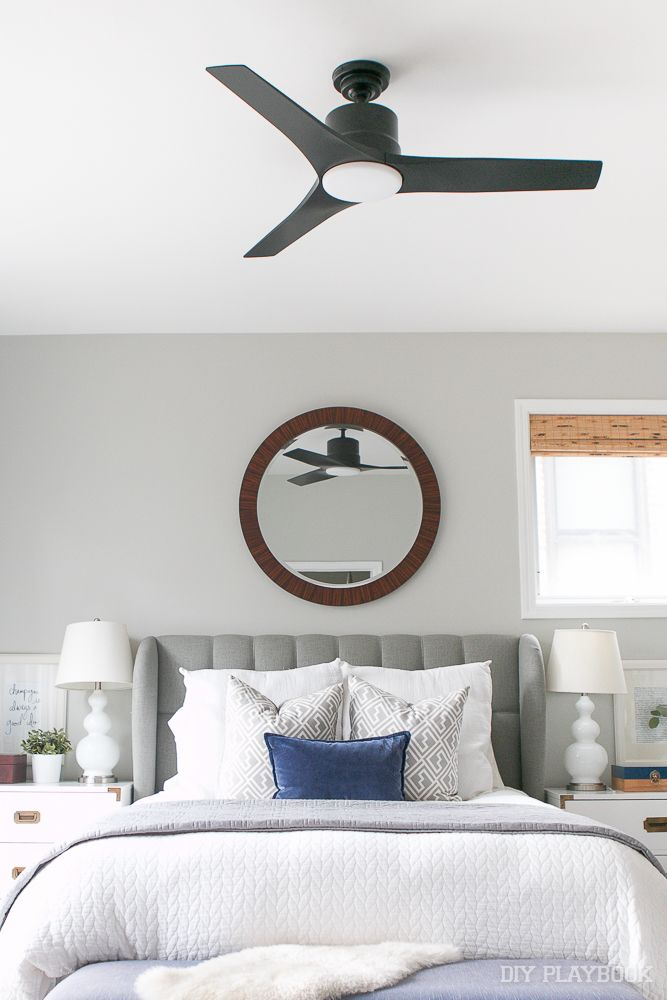 10 Tips To Install A Ceiling Fan By Yourself Living Room Update