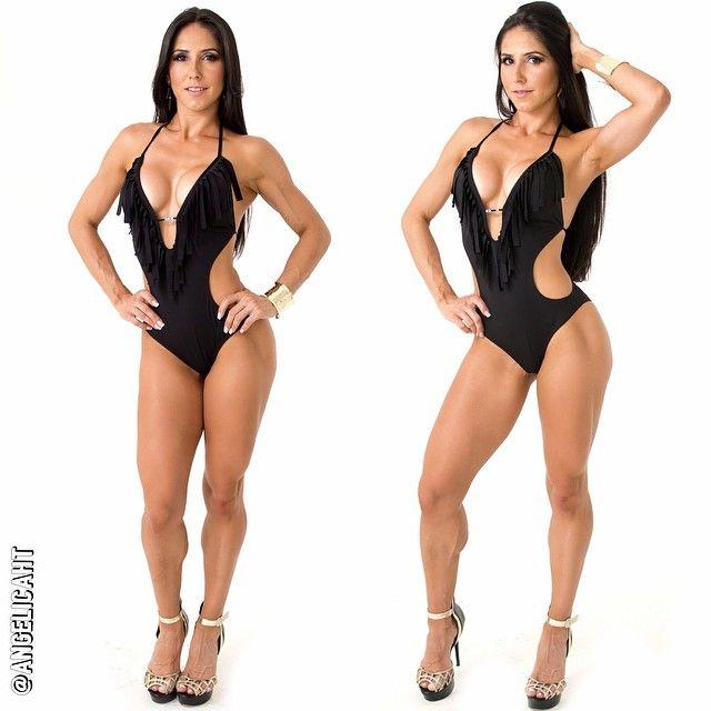 Brazilian bikini fitness models