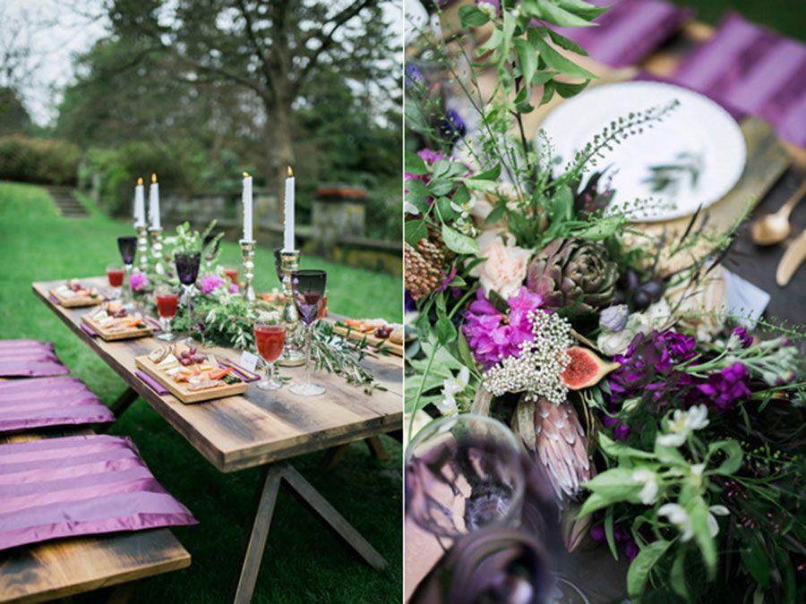 Diseño y papelería para bodas