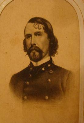 Confederate 13th Virginia Gen A P Hill Civil War Original Cdv
