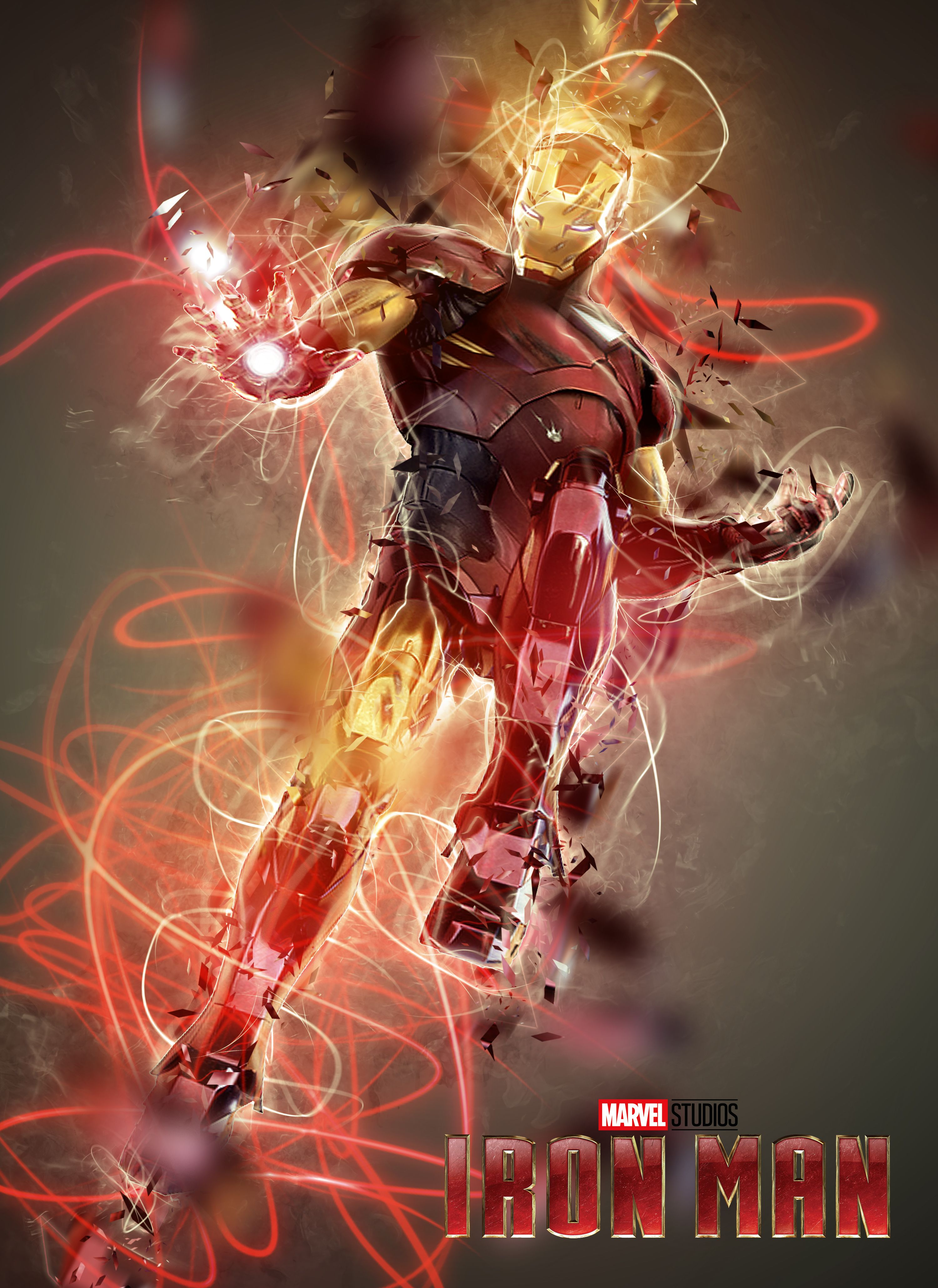 IRON MAN (PLASMA MODE) Age of ultron, Avengers infinity