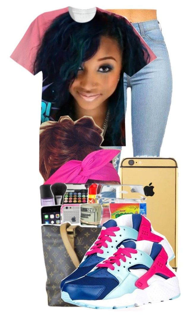 """""""."""" by ray-royals ❤ liked on Polyvore featuring Goldgenie and NIKE"""