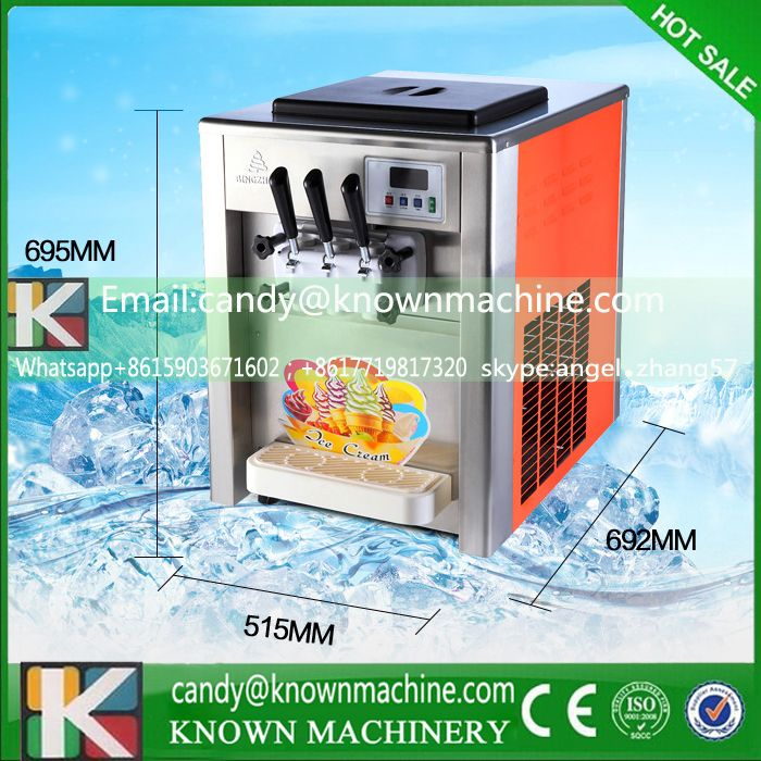 25l H 3 Flavors Yogurt Ice Cream Machine Yogurt Machine With