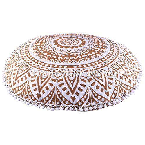 Large Golden Ombre Mandala Floor Cushions, Decorative Thr... https://www.amazon.com/dp/B01M0I5128/ref=cm_sw_r_pi_dp_x_yypQybGJSDNA6