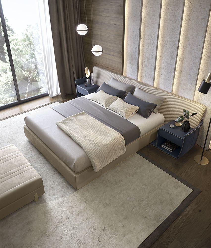 Allure Lux L-XL | Bedroom bed design, Bed furniture design ...