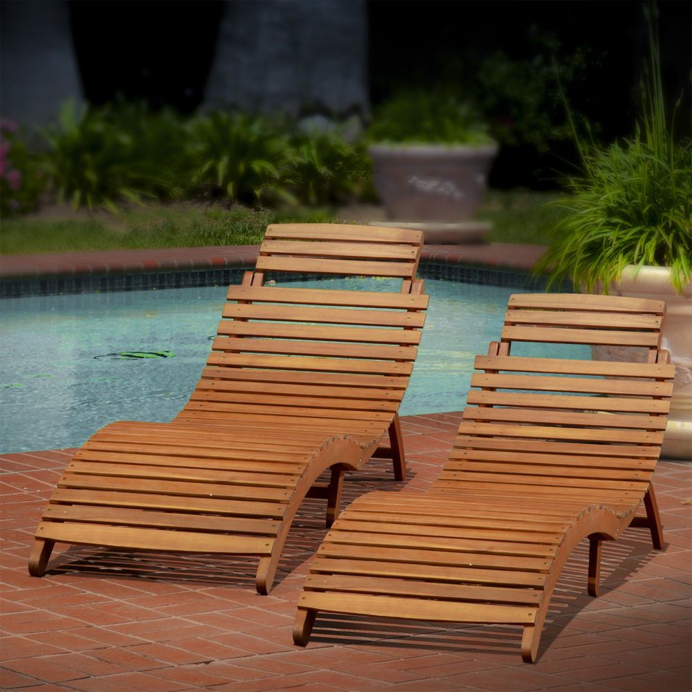 Outdoor Lounge Chairs Patio Chaise Folding swimming Pool