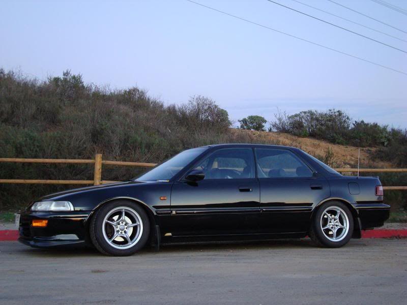 Acura Integra Gs Sedan These Pics Are From The Guy I Got The - 1990 acura integra motor