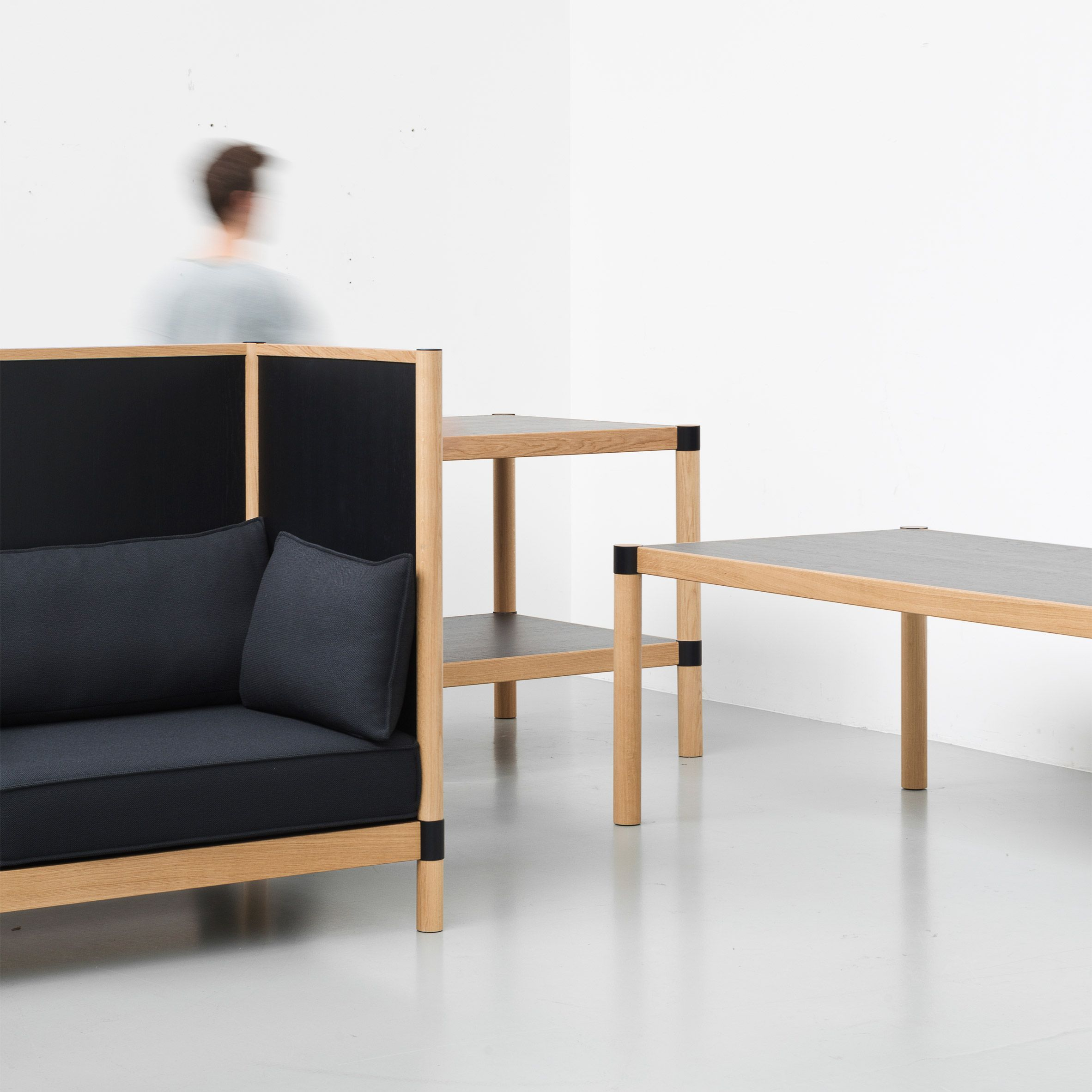 Office Furniture Designers. French Designers Ronan And Erwan Bouroullec  Design Cyl Office Furniture To Recall