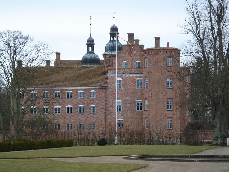 Gammel Estrup Slot og Gods ved Auning, ca. 20 km øst for Randers | Castles and Manorhouse in ...
