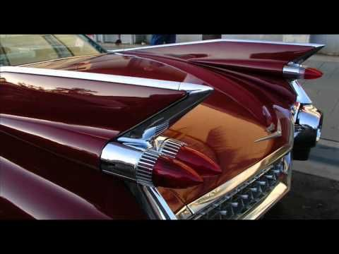 THE AWESOME 1959 CADILLAC !!!