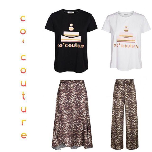 """Photo of Tråkk Inn on Instagram: """"Kule t-skjorter og leoprint fra @cocouture_official 🙌🏻 Sikre deg de populære plaggene på ⓣⓡⓐⓐⓚⓚⓘⓝⓝ.ⓝⓞ #nyheter #fargerik #fashion #mote…"""""""