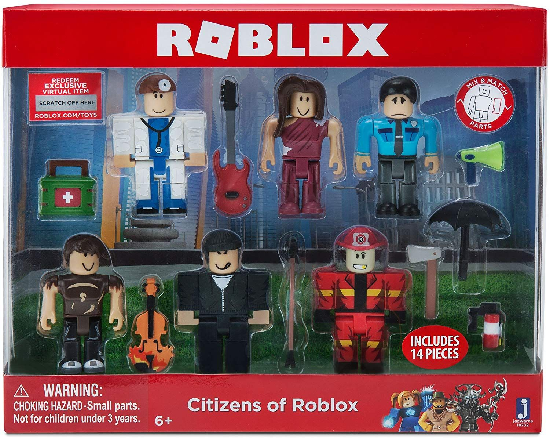 Amazon Com Roblox Summoner Tycoon Six Figure Pack Toys Games