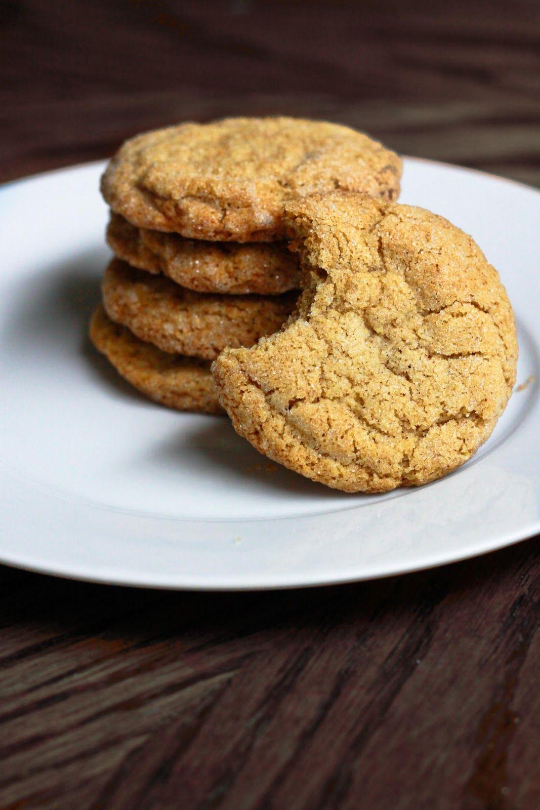 Gingersnap molasses cookies   broma bakery