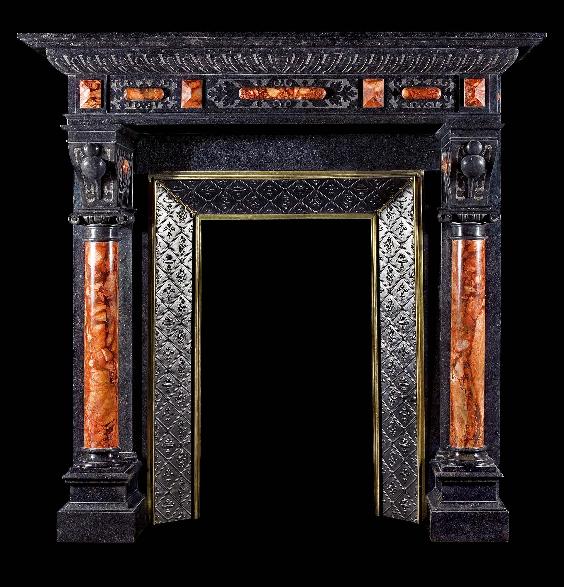 palladian marble fireplace mantel with columns dod d d d n pinterest