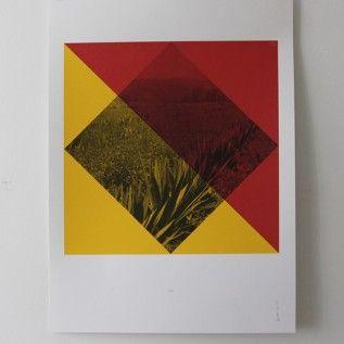 utopian signals limited edition silkscreen prints | Joey David Kops