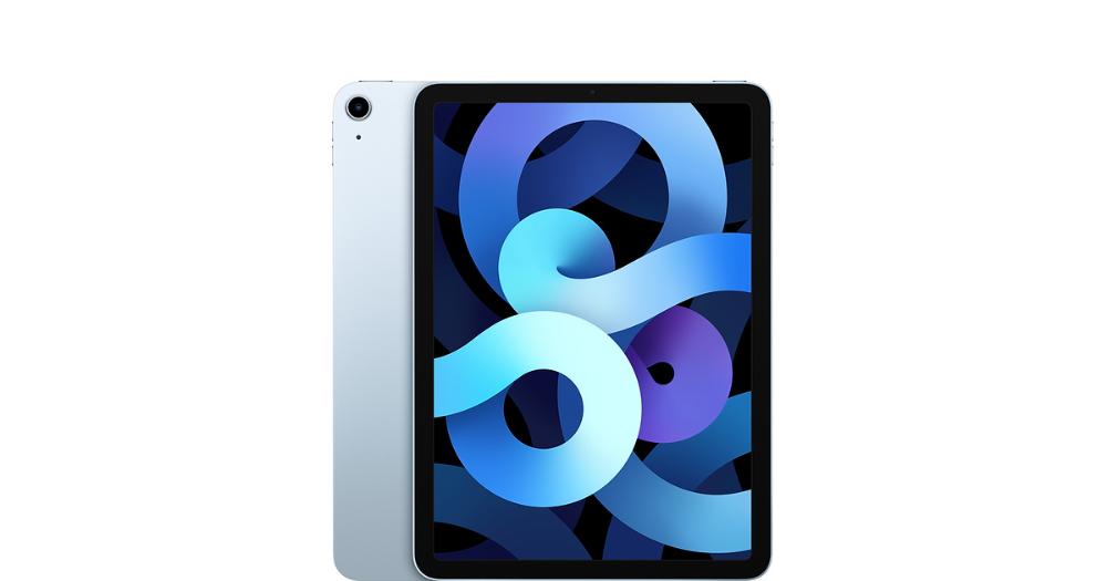 10 9 Inch Ipad Air Wi Fi 64gb Sky Blue Ipad Air Ipad Apple Store Gift Card
