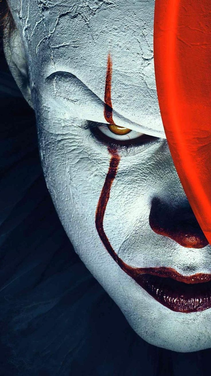It Chapter Two Pennywise The Clown Chapter Clown Pennywise Joker Hd Wallpaper Pennywise The Clown Joker Wallpapers