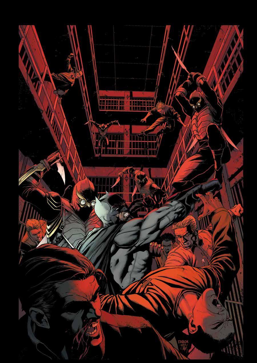 Comic Book Artist: Jason Fabok | Abduzeedo Design Inspiration & Tutorials