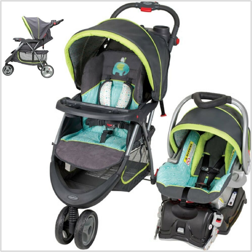Details about Baby Trend EZ Ride 5 Travel System Infant