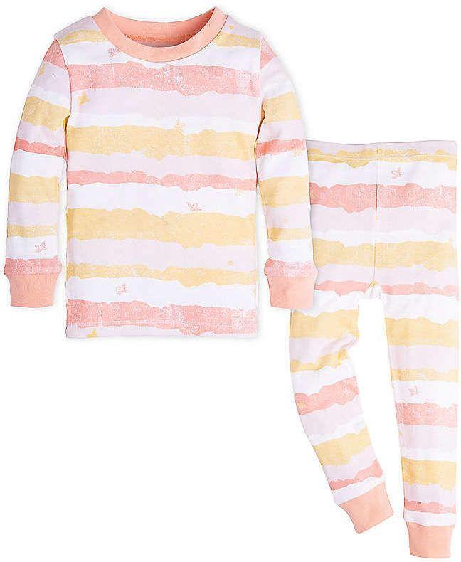 e9c8643f4 Burt's Bees Baby On the Horizon Organic Cotton Pajama Set #babygirl,  #organiccotton, #promotion