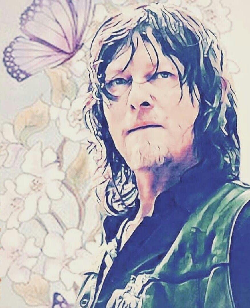 NORMAN REEDUS Daryl dixon walking dead, Daryl dixon