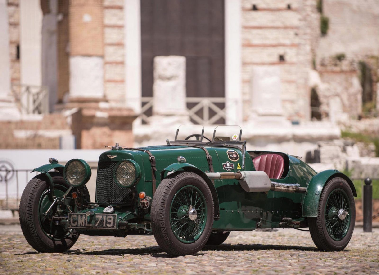 1935 Aston Martin Ulster Le Mans Works Racer Aston Martin Classic Aston Martin Classic Cars