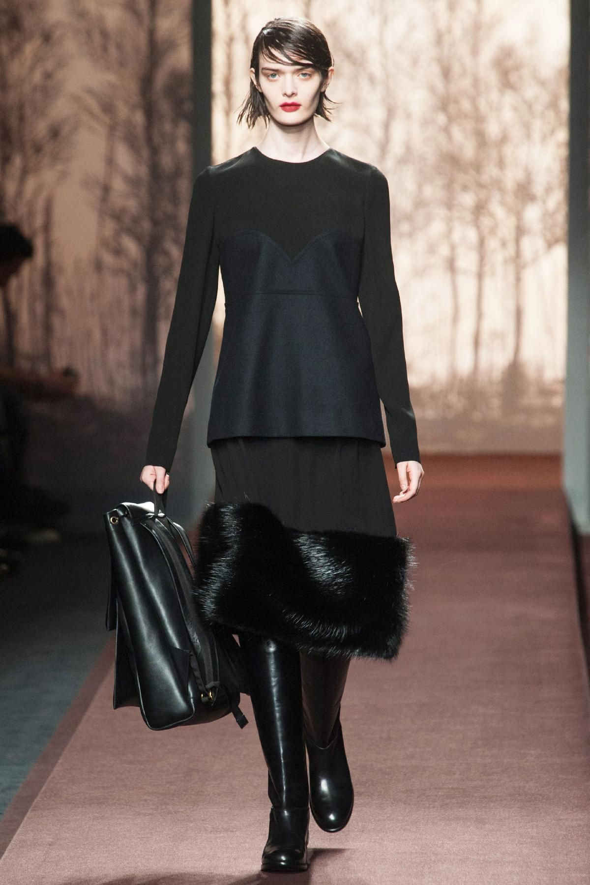 Marni Fall 2013 RTW Collection - Fashion on TheCut