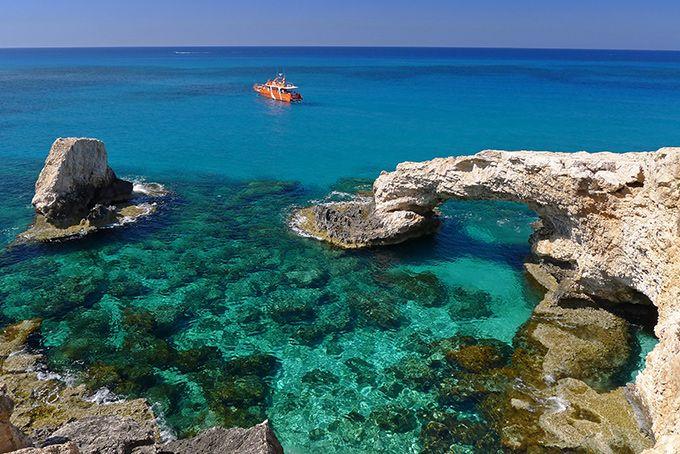 Poberezhe Protarasa Kipr Zypern Reisen Und Urlaub