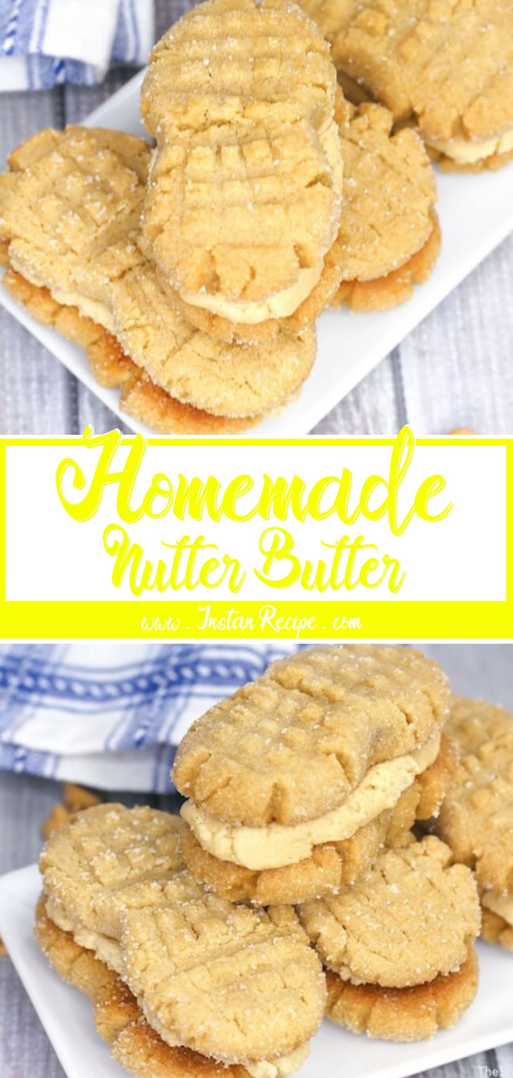 Homemade Nutter Butter is part of Cookies - 2 cups flour 1 cup light brown sugαr 1 cup smooth peαnut butter 1 l