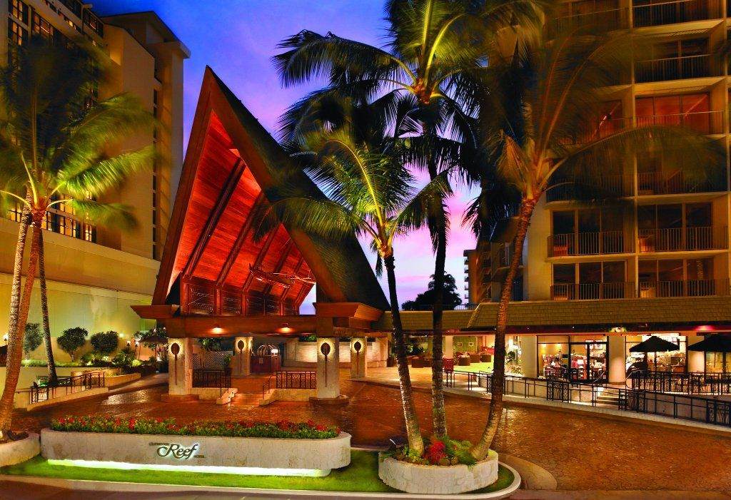Book Outrigger Reef Waikiki Beach Resort Hawaii On Tripadvisor See 4 514