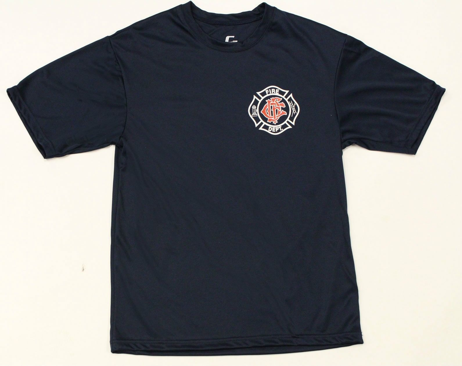 Details About Chicago Fire Department Maltese Cross Navy