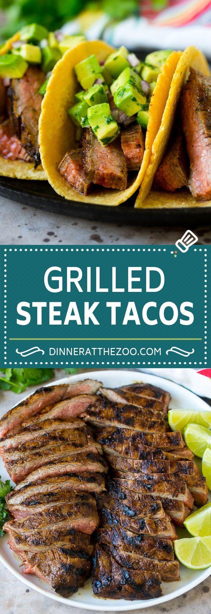 Steak Tacos Recipe   Beef Tacos   Grilled Steak 222294931593731454