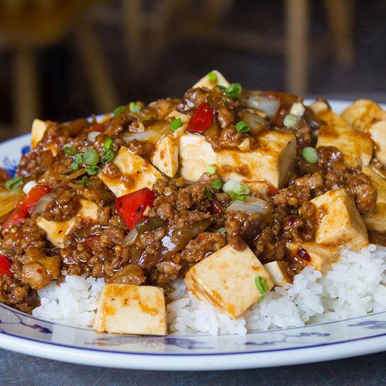 Best Chinese Restaurants In The U S Taiwan Café Boston Ma Po Tofu