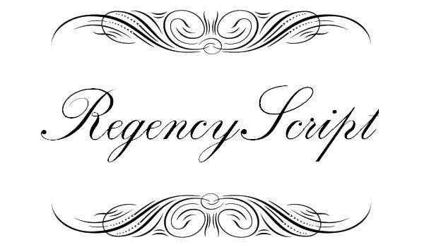 30 Elegantes Y Bonitas Tipografías Ornamentales Para