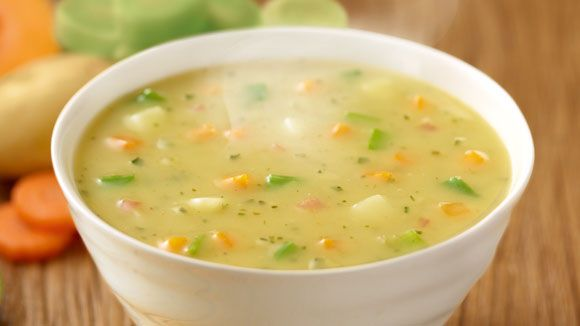 Dieta De La Sopa Milagrosa Comparterecetas Com Recipes Chicken Chowder Chowder Recipes