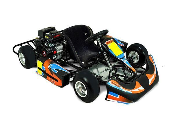 Junior Kids Cadet 90cc Racing Go Kart